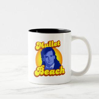Mullet Beach Coffee Mug