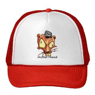 Mullet Head Mesh Hat