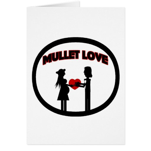 Mullet Love Cards