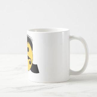 Mullet Smiley Mug