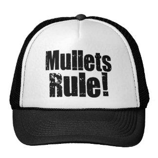 Mullets Rule Trucker Hat