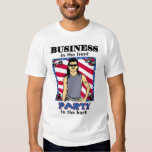 MULLETS Shirt: Front & Back Tees