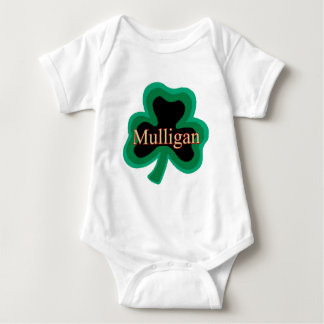 Mulligan Family Baby Bodysuit