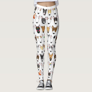 Multi Bull Leggings