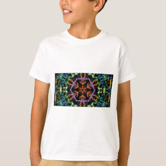 multi color abstract T-Shirt