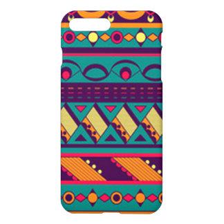 Multi Color African Design iPhone 8 Plus/7 Plus Case