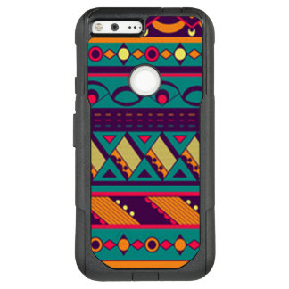 Multi Color African Design OtterBox Commuter Google Pixel XL Case
