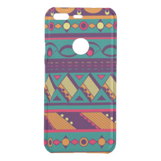 Multi Color African Design Uncommon Google Pixel Case