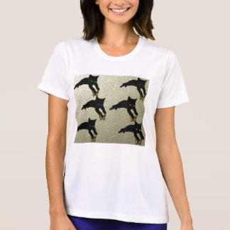 MULTI COLOR BRIGHT EYES T-SHIRT