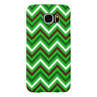 Multi color chevron Design Samsung Galaxy S6 Samsung Galaxy S6 Cases