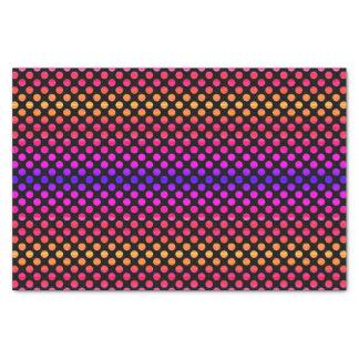 Multi-color Dots Tissue Paper