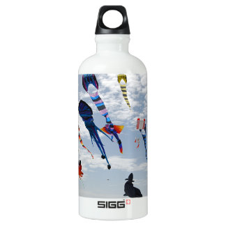 Multi Color Kites Painting the sky SIGG Traveller 0.6L Water Bottle