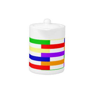 Multi-color Line Design