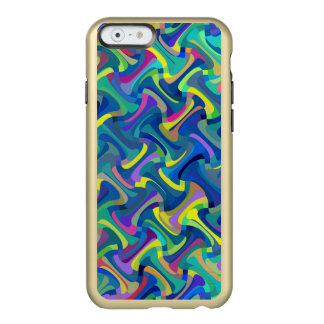 Multi-Color Pattern Incipio Feather® Shine iPhone 6 Case