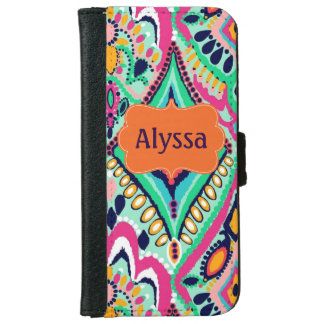 Multi Color Personalized Wallet Case