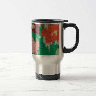 Multi-Color Stainless Steel Travel/Commuter Mug