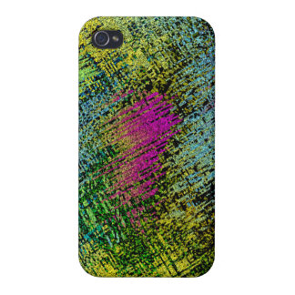 Multi-Color Stitches iPhone 4/4S Cases