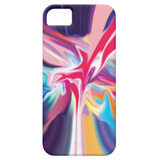 Multi Color Vortex Case For The iPhone 5