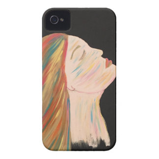 Multi-color Woman Case-Mate iPhone 4 Case