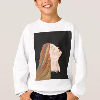 Multi-color Woman Sweatshirt