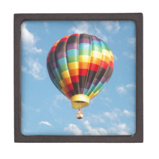 Multi-colored Balloon Premium Keepsake Box