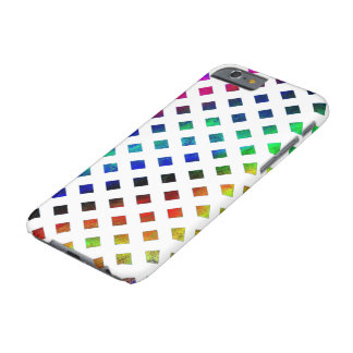 multi-colored Diamonds Barely There iPhone 6 Case