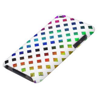 multi-colored Diamonds iPod Case-Mate Case