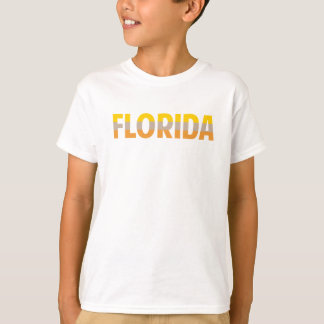 Multi Colored Florida T-Shirt