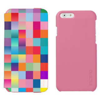 Multi Colored Incipio Watson™ iPhone 6 Wallet Case