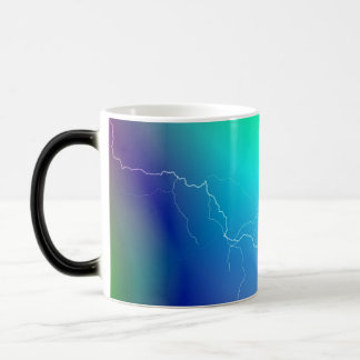 Multi-Colored Morphing Lightning Mug (Ceramic)