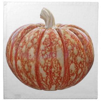 Multi Colored Pumpkin Napkin