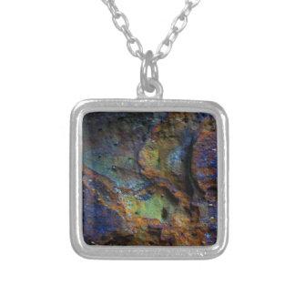 Multi-Colored ROCK Custom Necklace