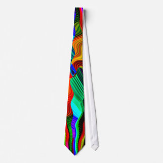 Multi Colored Tie