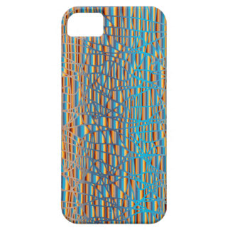 Multi Colour Background Barely There iPhone 5 Case