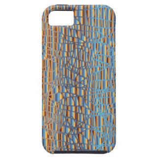 Multi Colour Background iPhone 5 Case