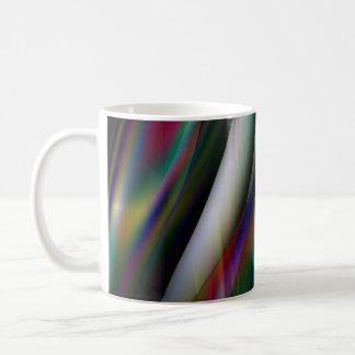 Multi-colour sulk Waves Coffee Mug