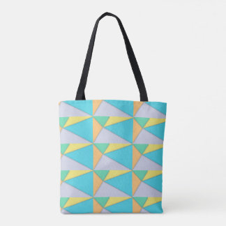 Multi coloured bag