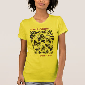 multi faceted extremly rare T-Shirt