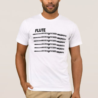 Multi Flutes T-Shirt