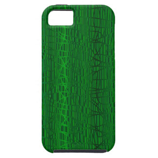 Multi Green Colour Background iPhone 5 Covers