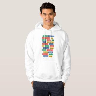 Multi language 'I belong' t-shirt design Cool