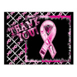 Multi Pink Ribbon Postcards