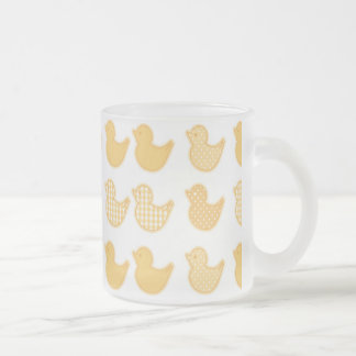 Multi rubber duck pattern, cute, girly, fun, child mugs