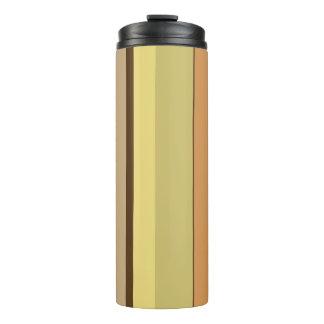 Multi Stripe Modern Design Thermal Tumbler