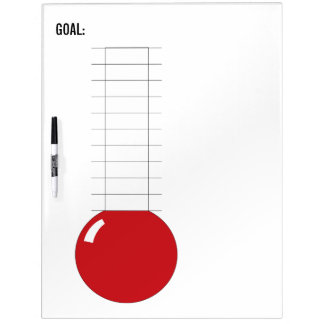 Multi-use Goal Dry-Erase Whiteboard