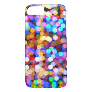 Multicolor Bokeh iPhone 8/7 Case