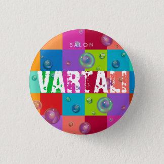 Multicolor Bubbles Vartali Round Button