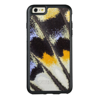 Multicolor butterfly wing pattern OtterBox iPhone 6/6s plus case