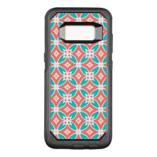 Multicolor Ethnic Pattern OtterBox Commuter Samsung Galaxy S8 Case