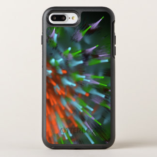 Multicolor Fibers OtterBox Symmetry iPhone 8 Plus/7 Plus Case